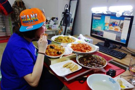 binge eat